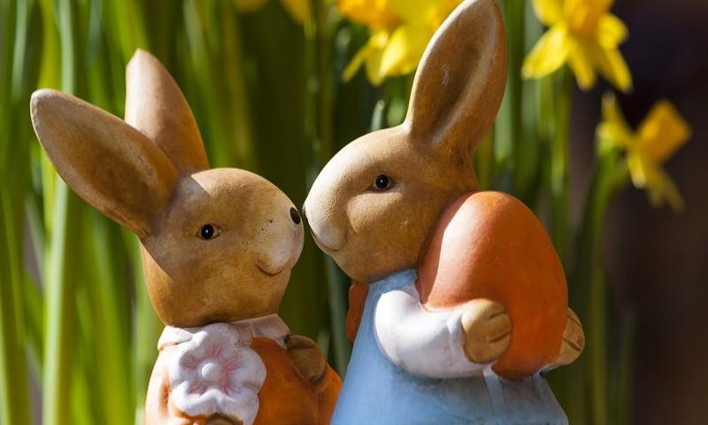 coelhos da páscoa